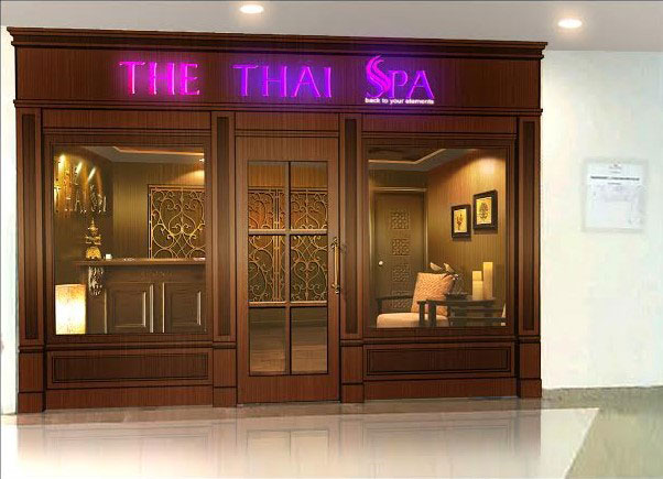 The Thai Spa in Ahmedabad is present at Alpha One Mall.